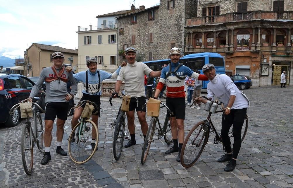 Lucca-Roma La plus longue étape du Giro 430km