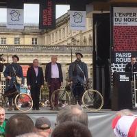 Départ Paris-Roubaix 2018