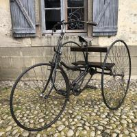 Tricycle Peugeot 1889 modèle