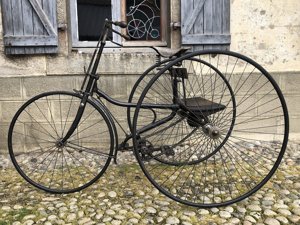 Tricycle Peugeot 1889