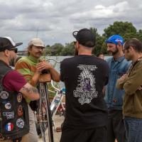 Juvisy sur Orge, la passion du vélo rassemble...