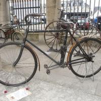 Lévocyclette 1907 Compiègne