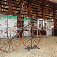 Vélocipède Michaux bibliothèque de St Omer