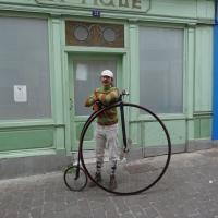 St Omer avec ses magnifiques devantures de magasin