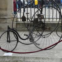Tricycle Howe 1885 Compiègne