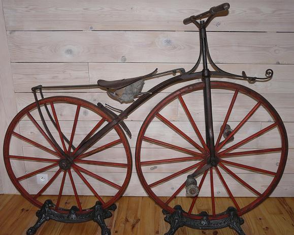 Histoire bicyclette benon