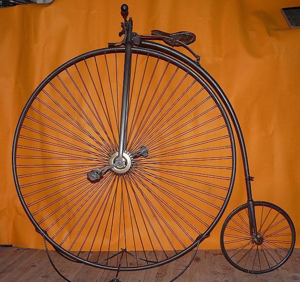 Histoire bicyclette grand bi